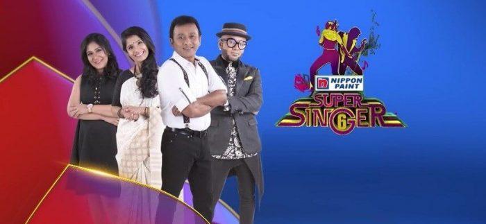 Airtel super singer vote