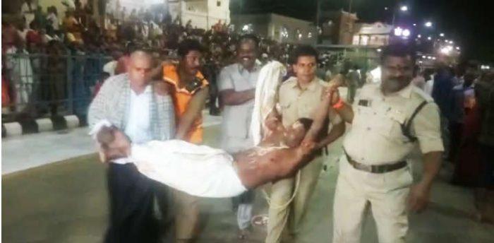 TamilNadu CM Edappadi Palanisamy Visits Tirupathi