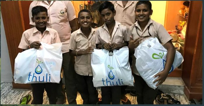 """""""Thuli"""" - Free Shopping Mall in Adyar for Underprivileged Families"""