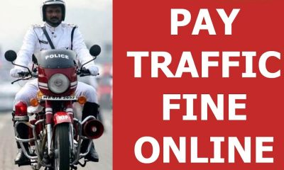 How to Pay Traffic Fine Online