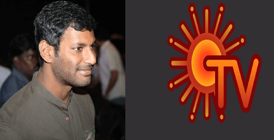Vishal To Host A Television Show
