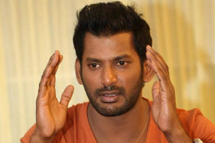 Actor Vishal To Host A Television Show on Sun TV
