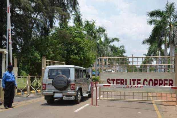 Sulphuric Acid Leak Detected at Sterlite Plant