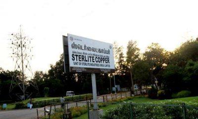 Sulphuric Acid Leak Detected at Sterlite Plant