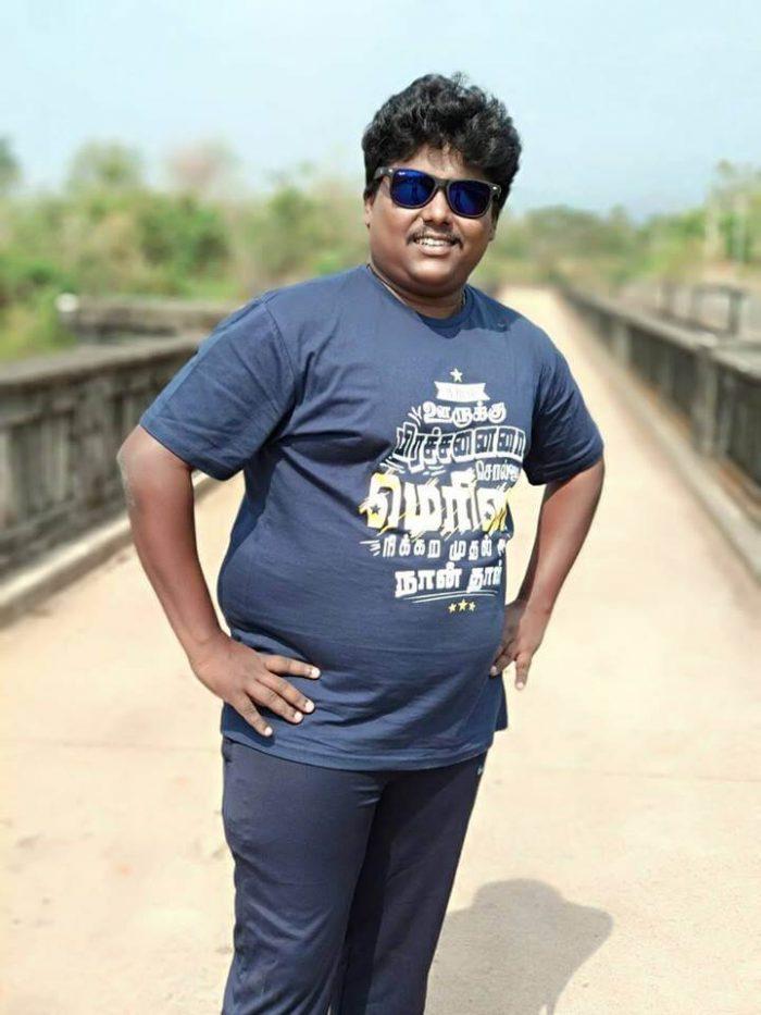 Actor Black Pandi Images |Lingeswaran Wiki