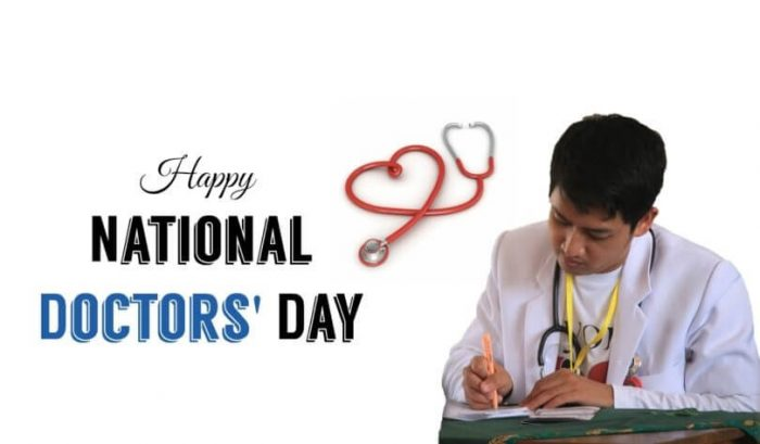 Happy National Doctors Day