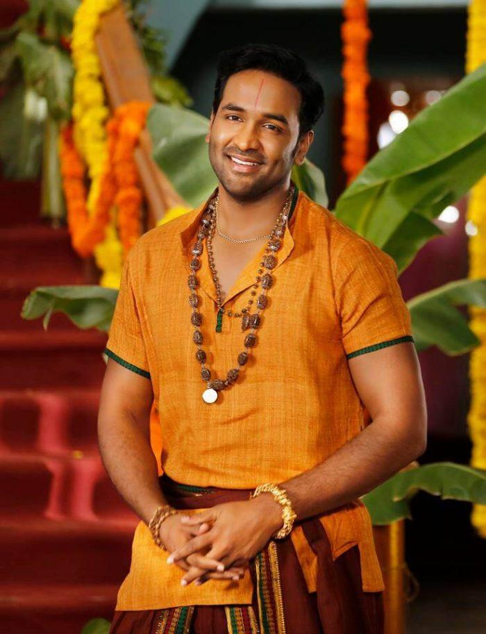 Manchu Vishnu Wiki