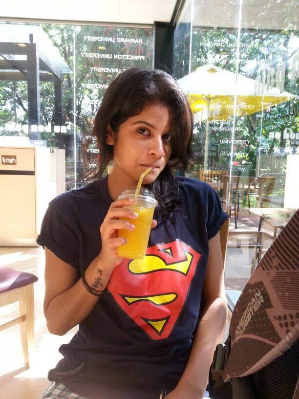 Maya S. Krishnan Wiki