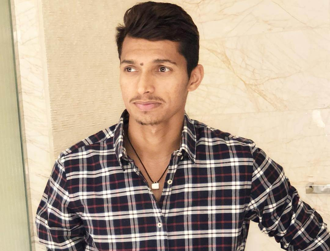 Navdeep Saini Images