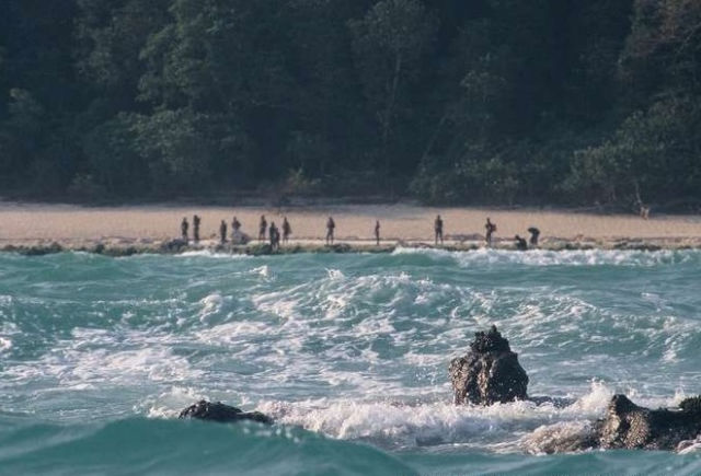 North Sentinel Island: People   History   Images   Documentary