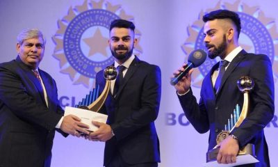 Virat Kohli To Receive Polly Umrigar Award For Best International Cricketer