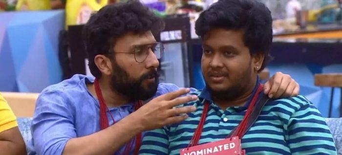 RJ Ganesh Bigg Boss Telugu Season 2