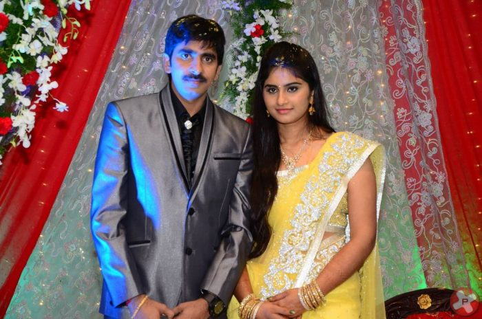 Ravi Teja Marriage Photo