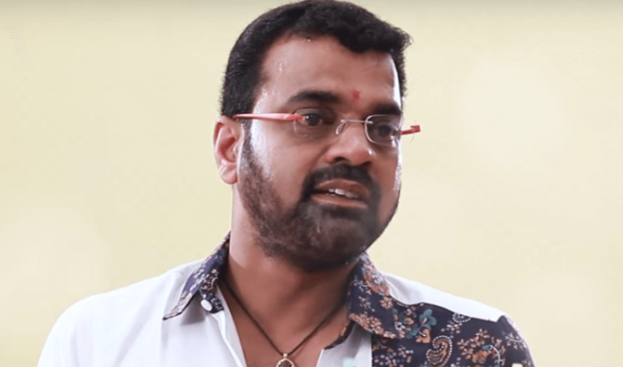 Thadi Balaji Bigg Boss Tamil 2