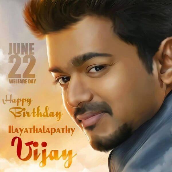 Vijay Birthday Date