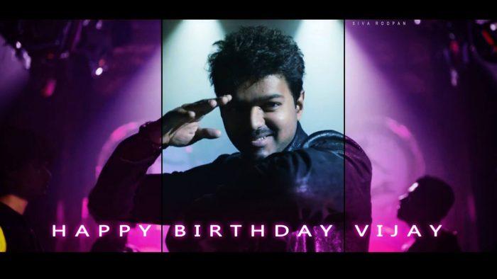 Vijay Birthday Photos