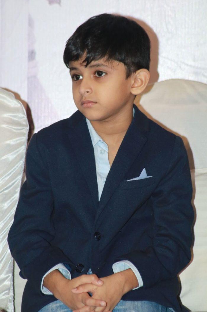 Aarav Ravi Wiki