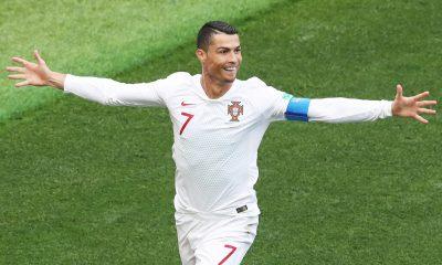 Cristiano Ronaldo Leaves Real Madrid