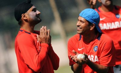 Sachin wishes Harbhajan in Tamil | A delight to see