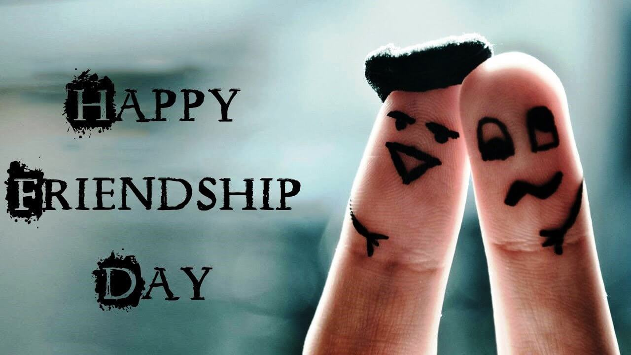 Happy Friendship Day 2018