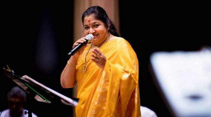 K. S. Chithra Image