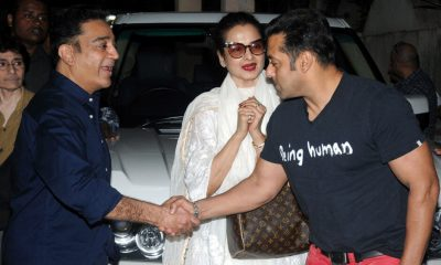 Kamal Haasan, Salman Khan to Share Screen Space