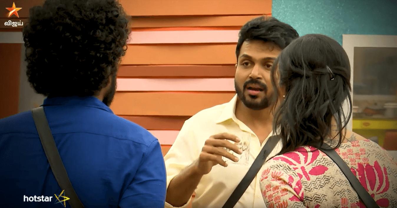 Bigg Boss Tamil Season 2 | Episode 27 | 13 July 2018 | Day