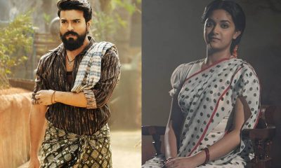 Rangasthalam & Mahanati to be honoured