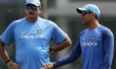 Ravi Shastri on Dhoni's Retirement Rumours