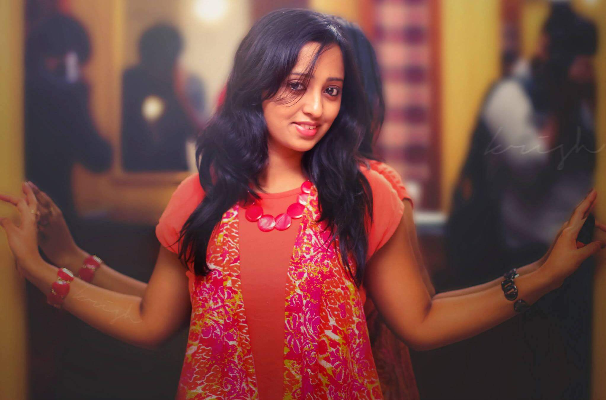 Singer Malavika Images