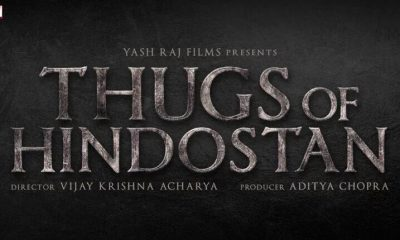 Thugs of Hindostan Hindi Movie