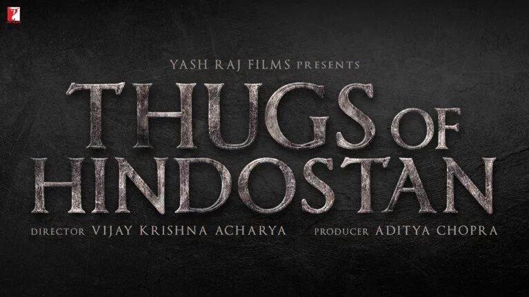 Thugs of Hindostan Hindi Movie