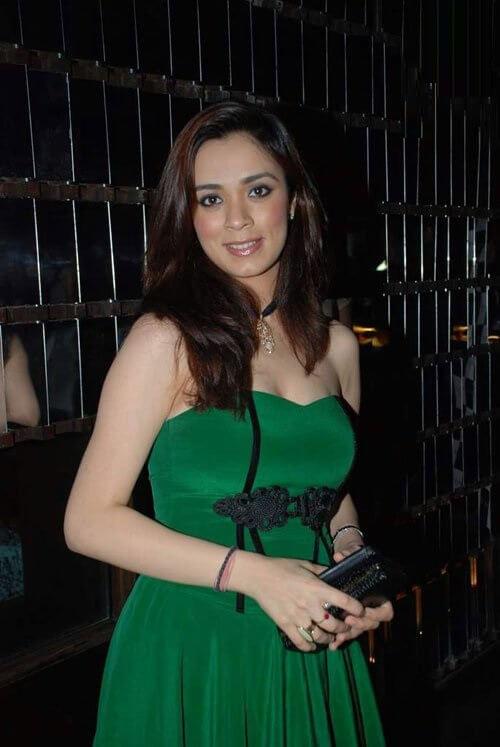 Nargis Bagheri Wiki