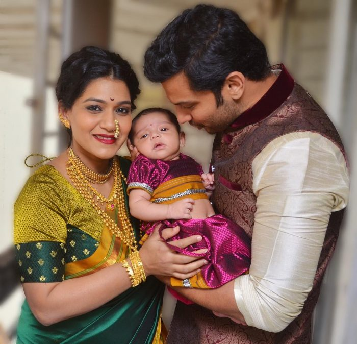 Urmila Kanetkar Marriage Photos Adinath Kothare Wiki, ...