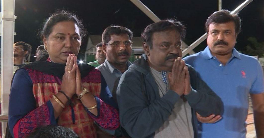 Captain Vijayakanth at Marina (2)
