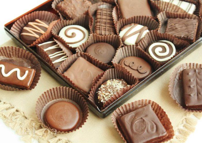 Healthy Chocolates & Cookies