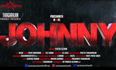 Johnny Tamil Movie 2018