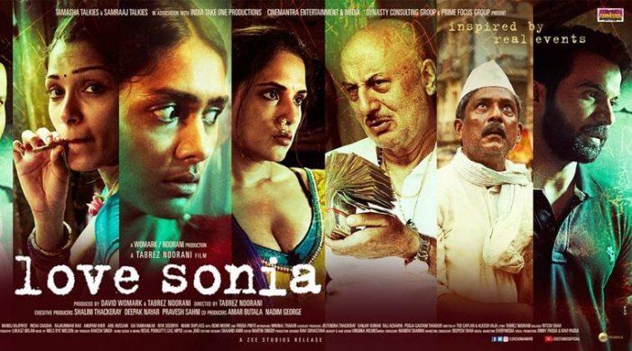 Love Sonia Hindi Movie 2018