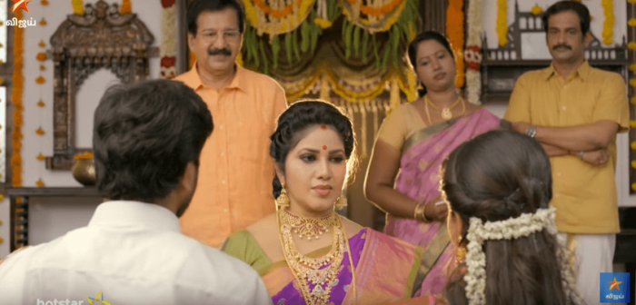 Ponnukku Thanga Manasu Serial