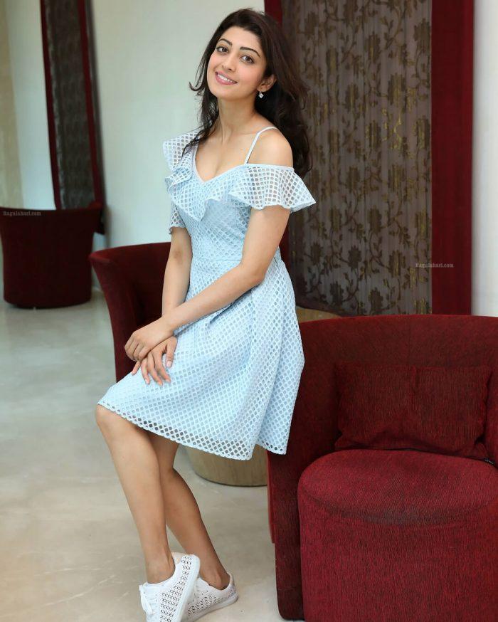 Pranitha Subhash Wiki