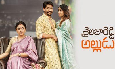 Sailaja Reddy Alludu Telugu Movie