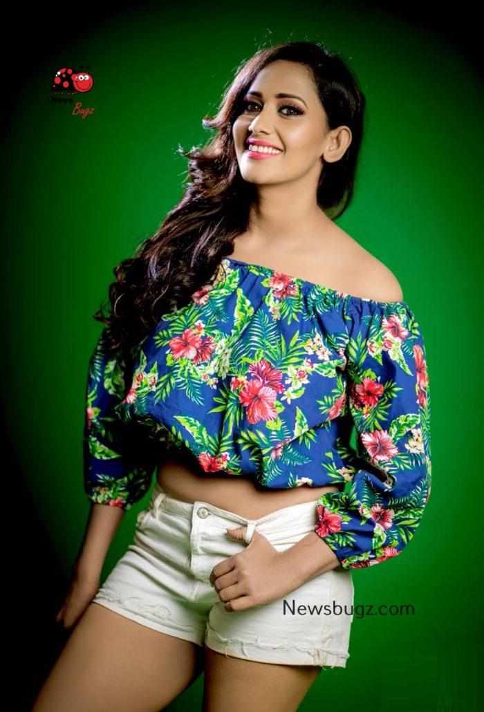 Sanjana Singh stills