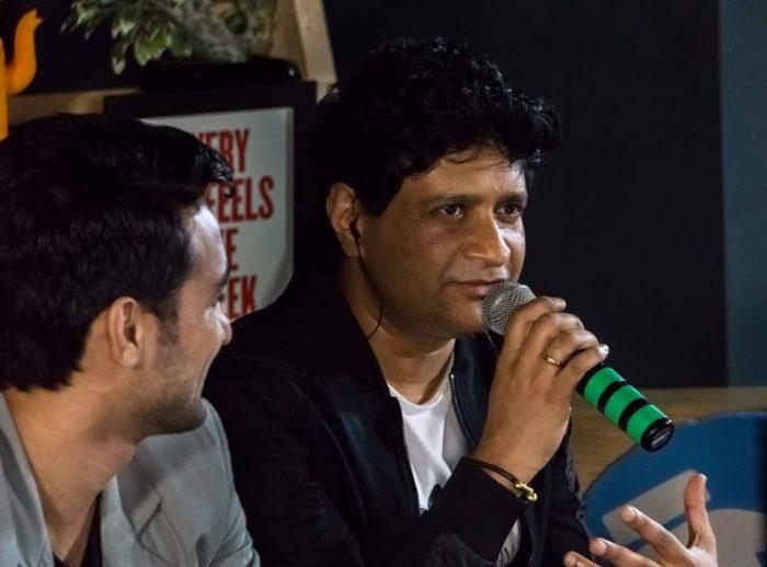 Singer Krishnakumar Kunnath KK