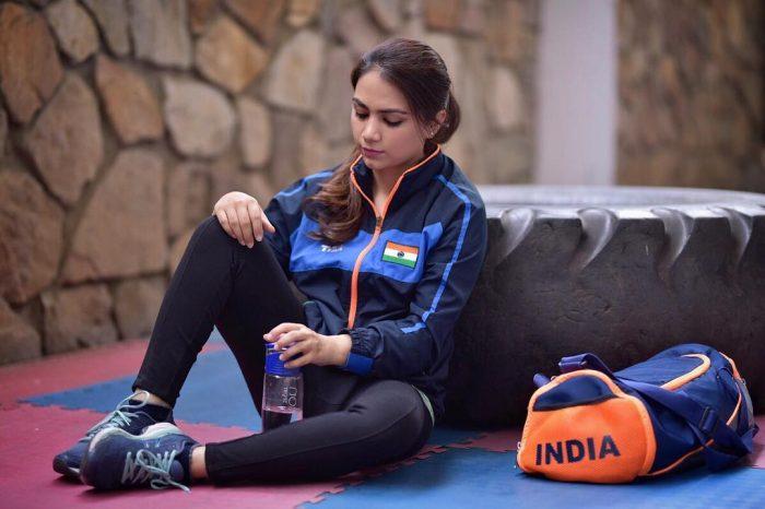 Sport Shooter Apurvi Chandela Wiki