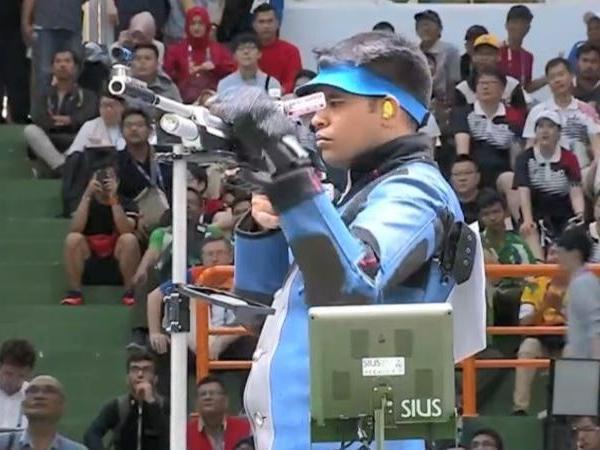 Sport shooter Deepak Kumar Wiki