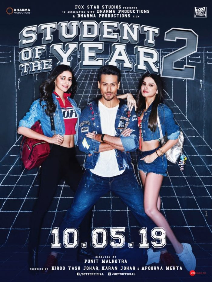 New Hindi Movei 2018 2019 Bolliwood: Student Of The Year 2 Hindi Movie (2019)