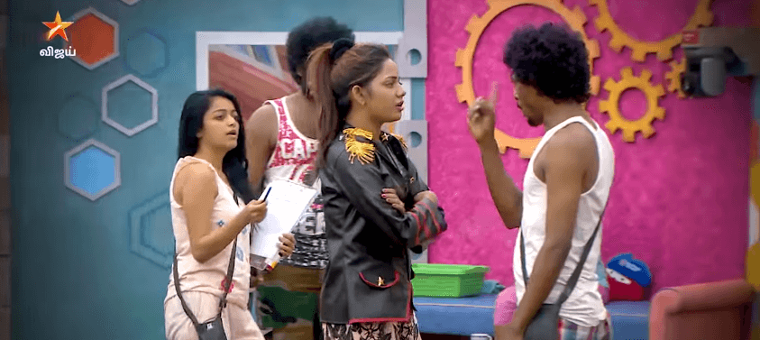 Bigg Boss Tamil Season 2 | Episode 46 | 1 August 2018 | Day 45