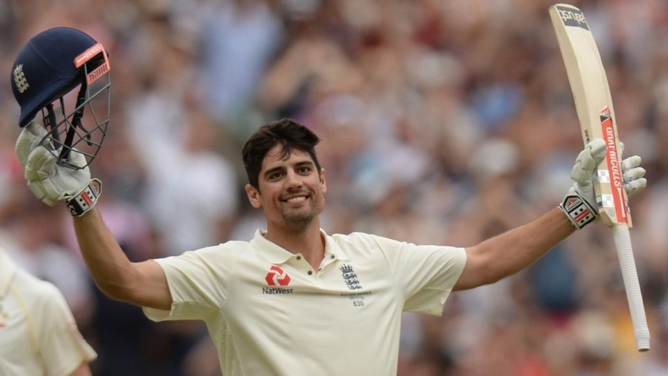 Alastair Cook Announces Retirement