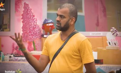 Bigg Boss Tamil Episode 87