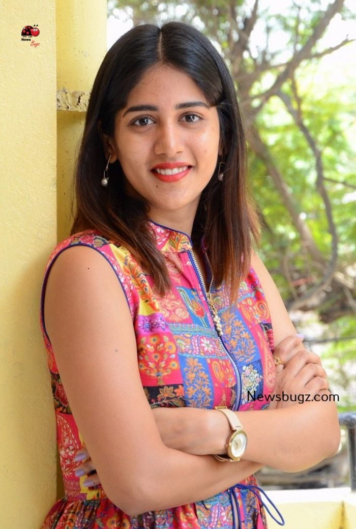 Chandini Chowdary Images
